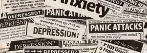 Depression and Panic Attacks- Not for the Weak