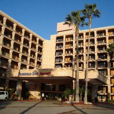 Fairfield Inn Anaheim- Disneyland Good Neighbor Hotel Review