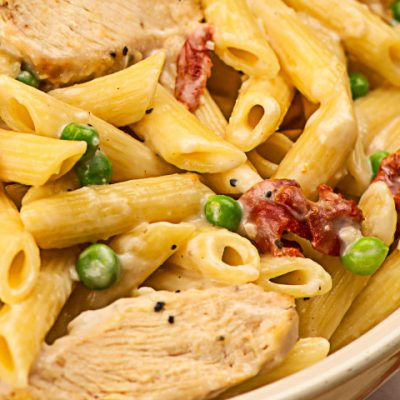 Celebrate World Pasta Month at Buca Di Beppo