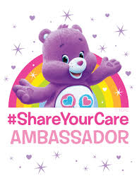 Care Bears #shareyourcare Twitter Party