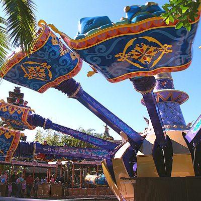 Tour Magic Kingdom like a local!