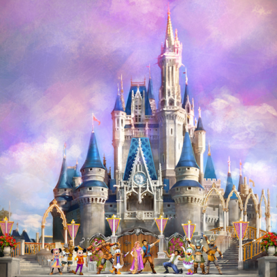 New Stage Show at Magic Kingdom: Mickey's Royal Friendship Faire