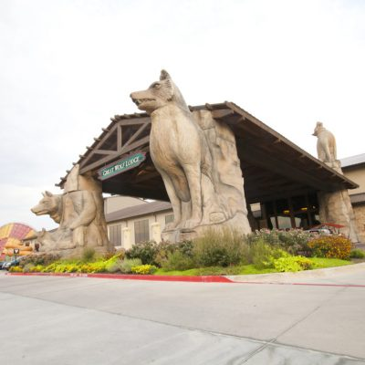 Howling Fun at Great Wolf Lodge, Grapevine TX