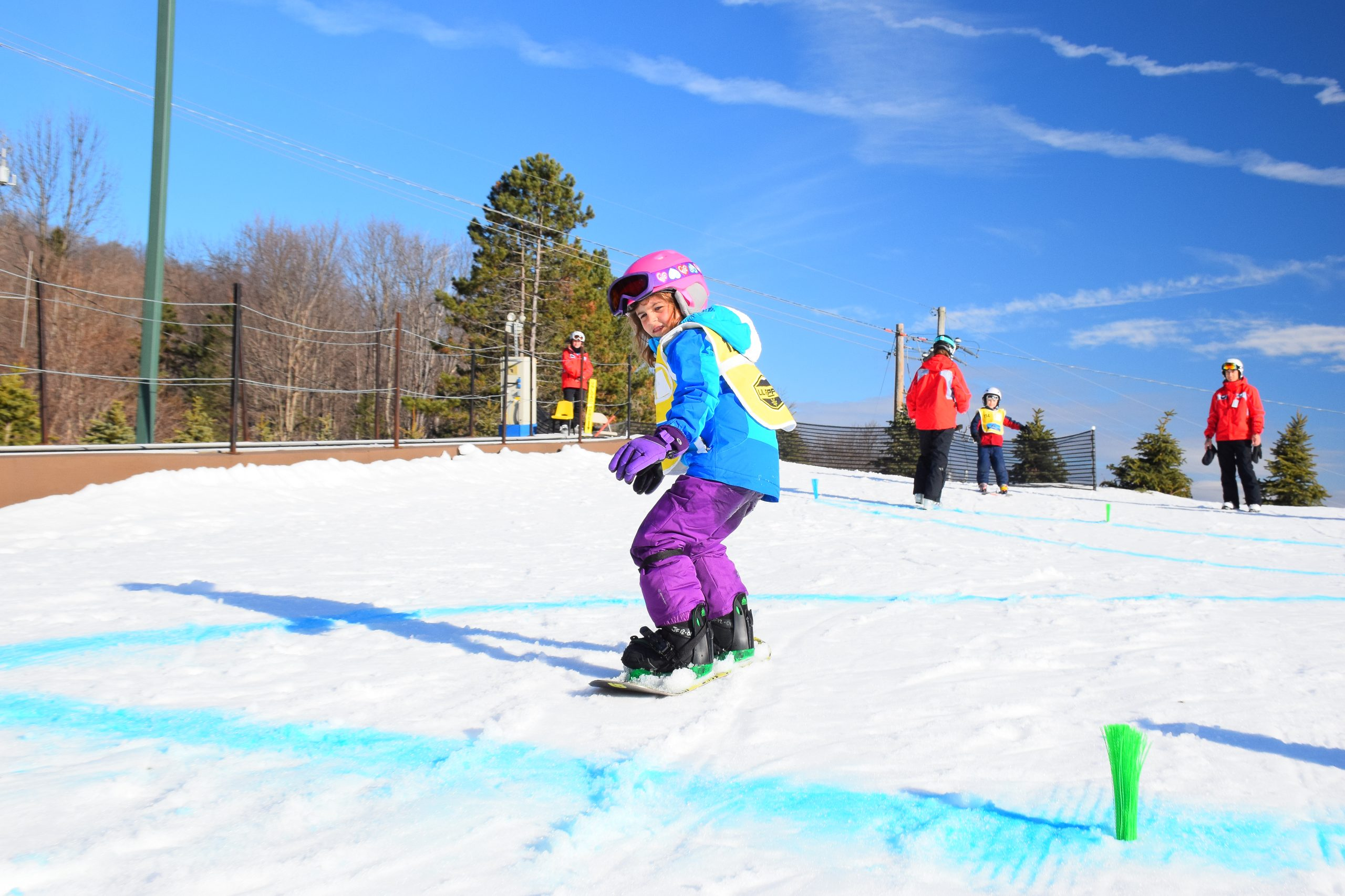 kids ski free pennsylvani