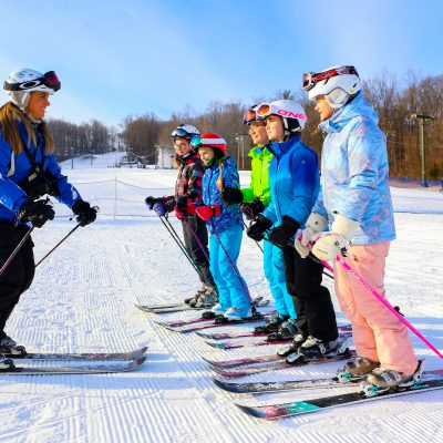 Fourth and Fifth Grade: Ski & Ride for FREE in Pennsylvania