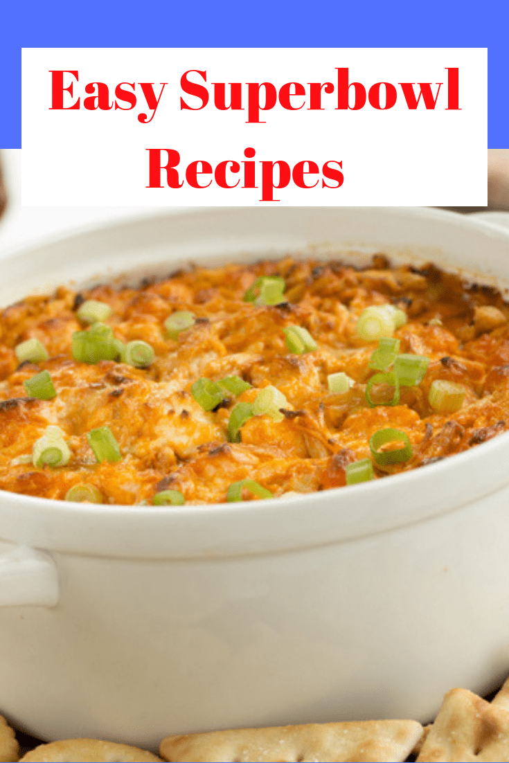 easy superbowl recipes
