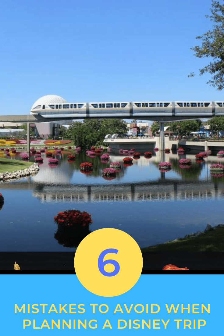 6 mistakes disney vacation