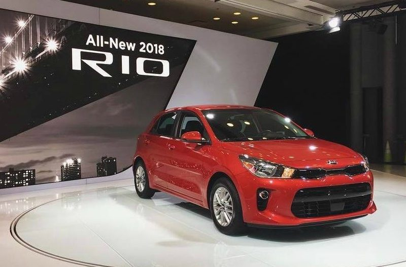 2018 new car