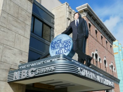 Race Through New York starring Jimmy Fallon at Universal Studios
