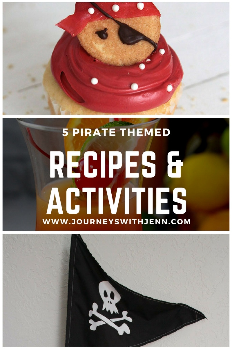 pirates crafts