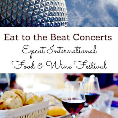 Eat To The Beat 2018 Concert Line-Up