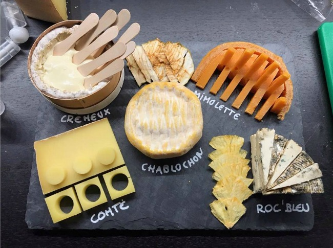 MIMOLETTE mac and cheese recipe