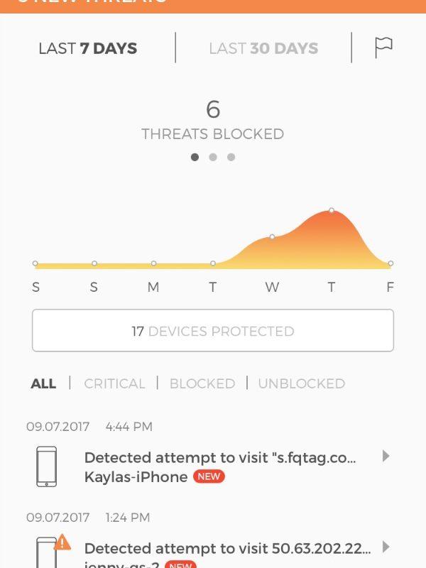 cujo smart firewall