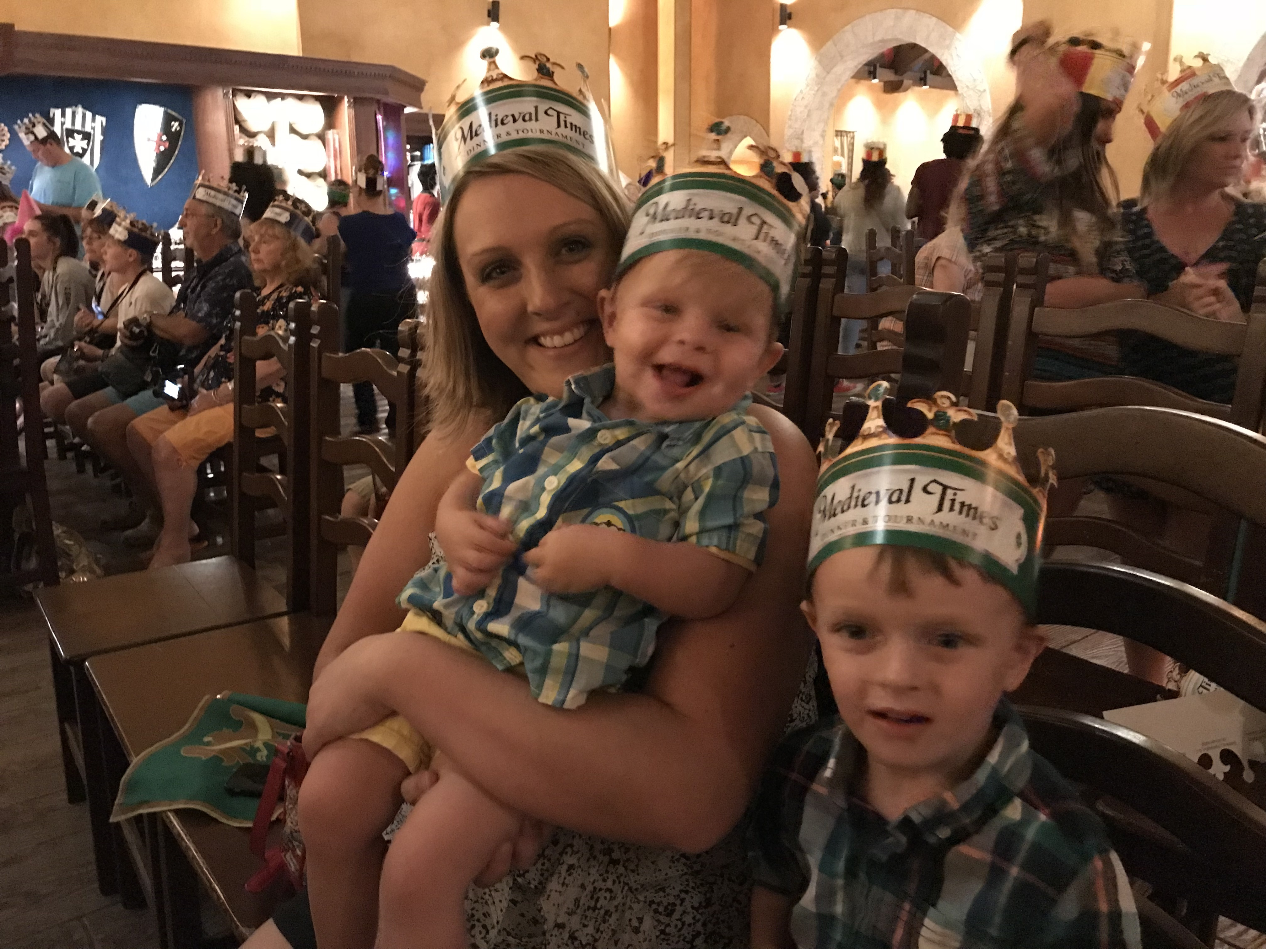 medieval times florida review