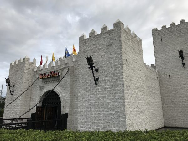 medieval times florida