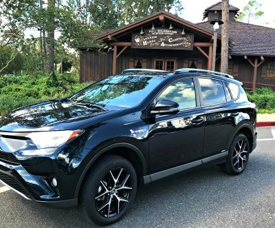 Toyota RAV 4 Hybrid: For The Family On The Go
