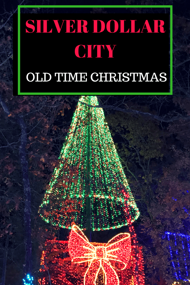 silver dollar city christmas