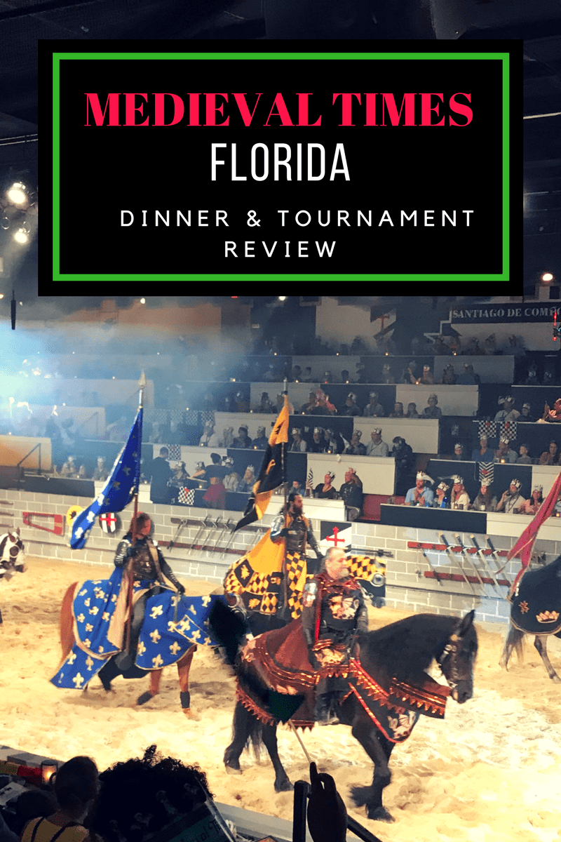 MEDIEVAL TIMES ORLANDO REVIEW