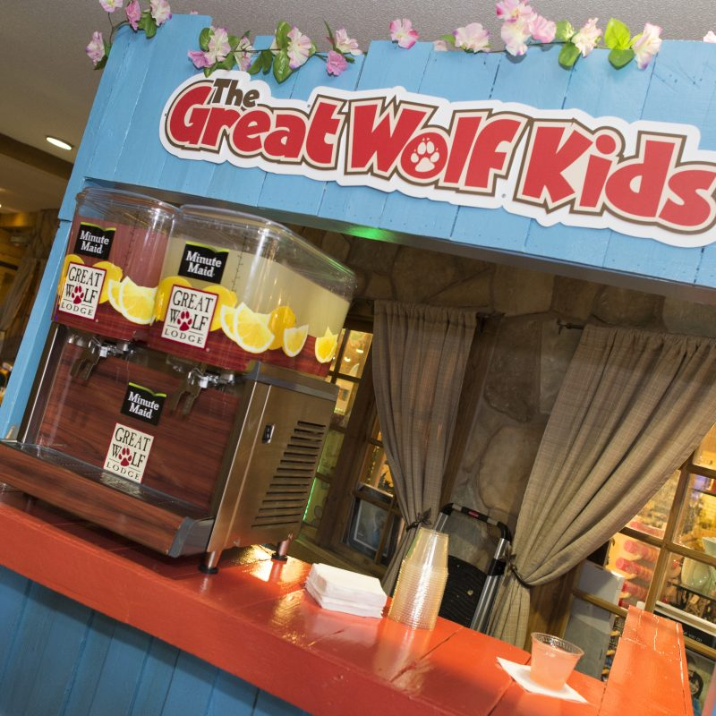 great wolf lodge williamsburg spring-a-palooza