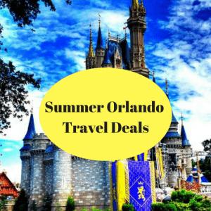 orlando travel deals
