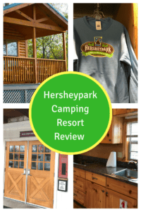 hersheypark camping resort review