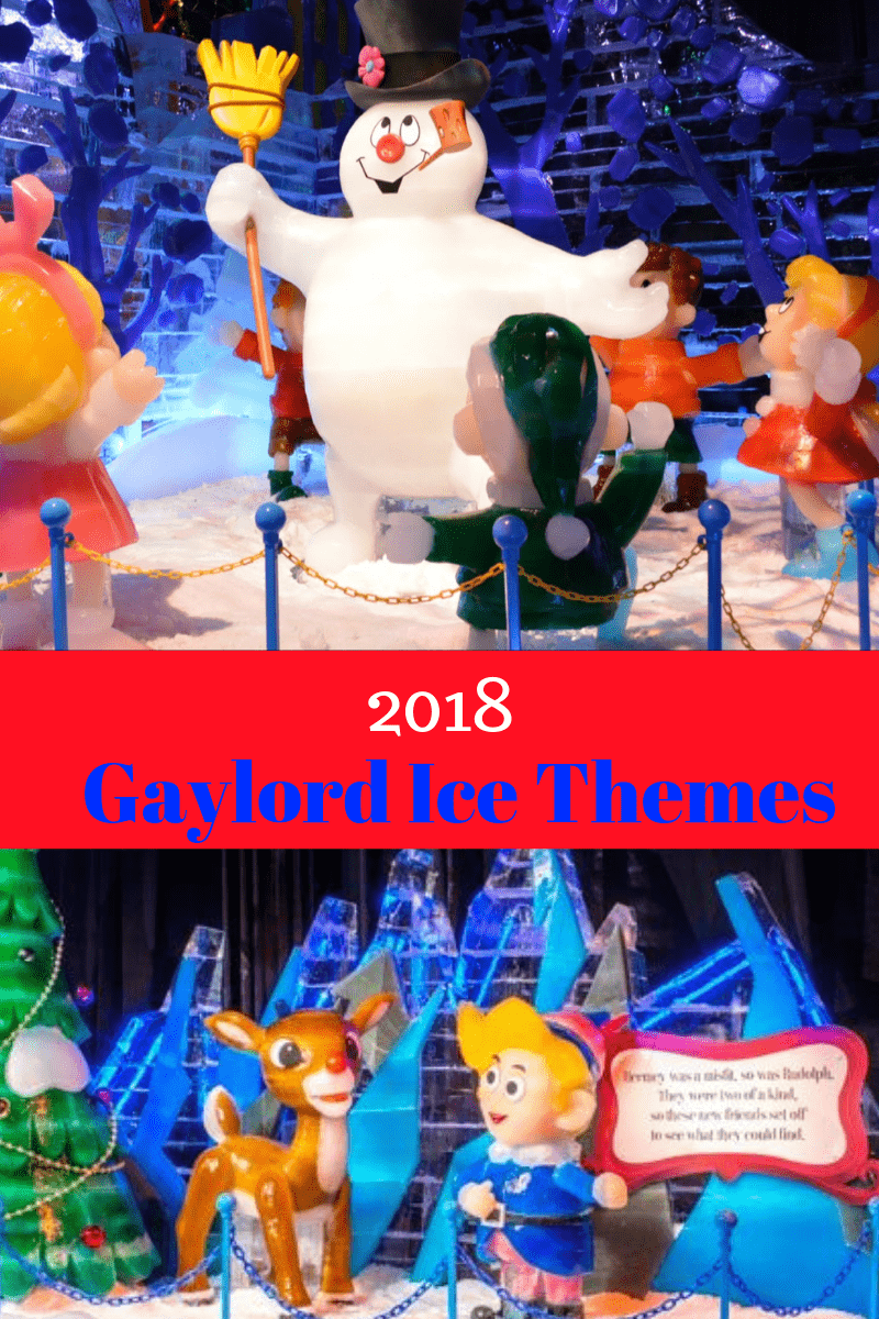 2018 gaylord ice themes