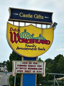 dutch wonderland amusement park
