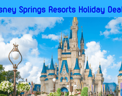Disney Springs Resort Hotels Holiday Deals