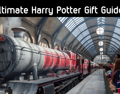 Harry Potter Holiday Gifts For The Ultimate Fans