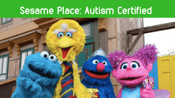 sesame place autism friendly