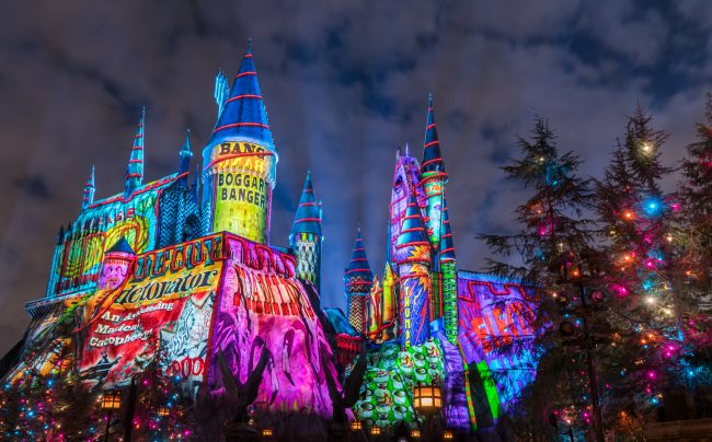 holidays at universal orlando resort