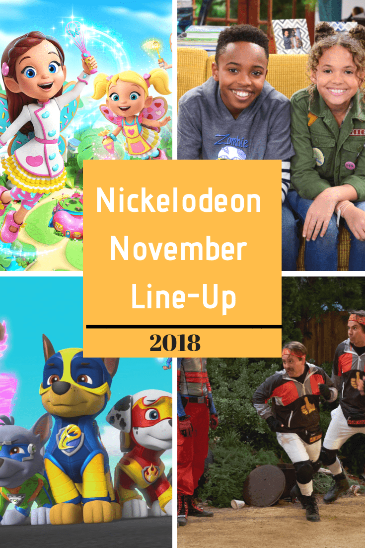nickelodeon thanksgiving
