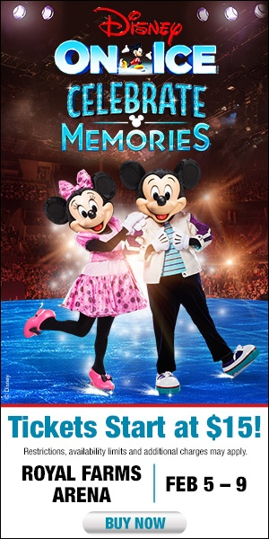 disney on ice baltimore