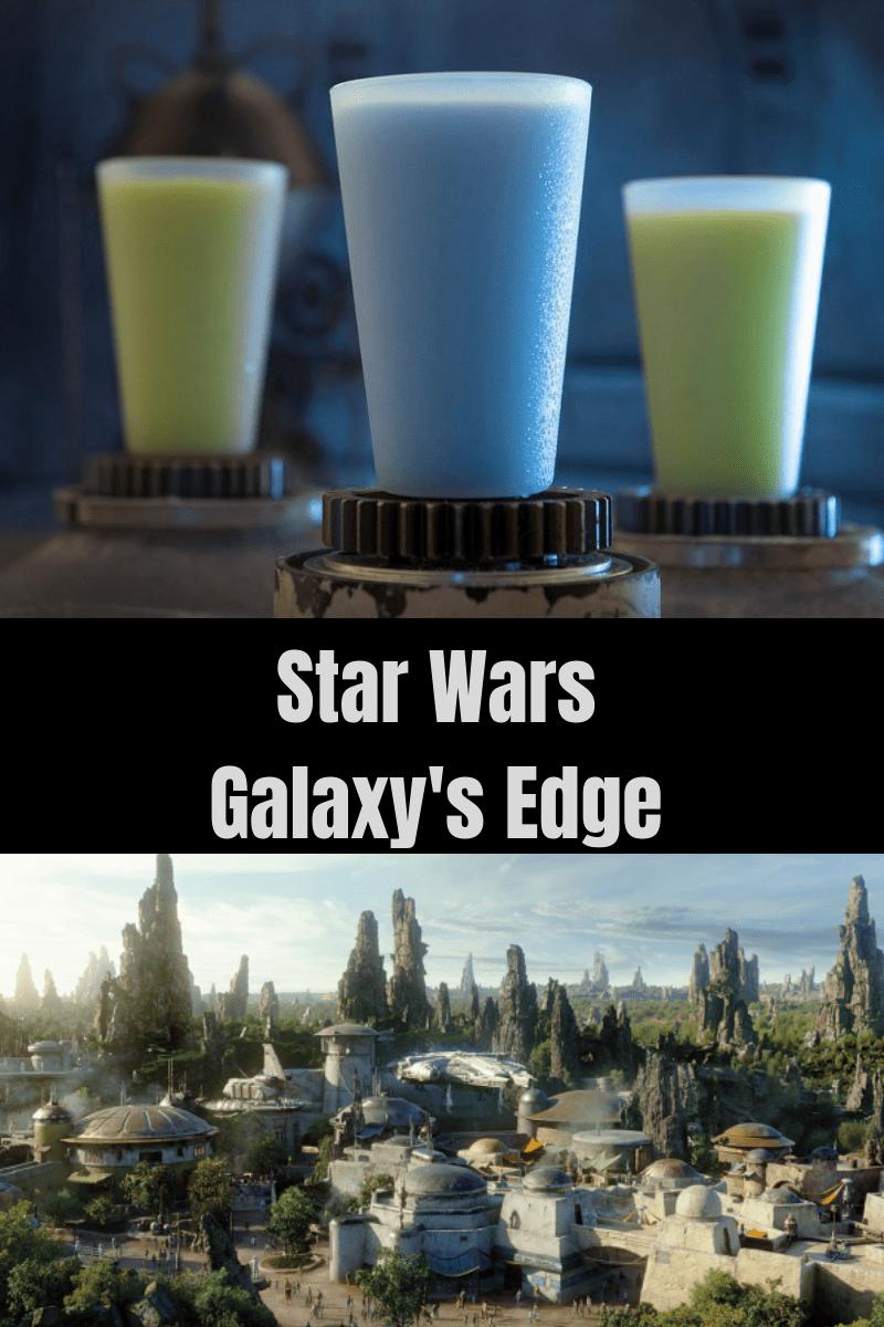 star wars galaxy's edge food