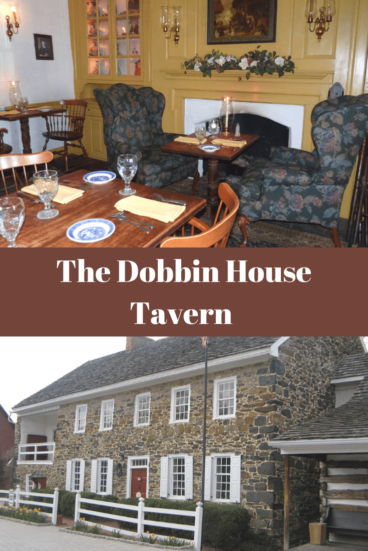 dobbin house tavern review