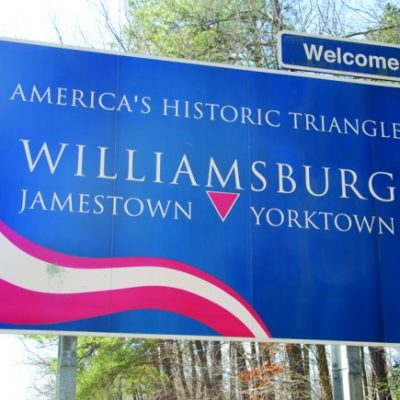 Walk In The Footsteps of History In The Historic Triangle