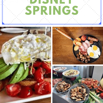 Disney Springs Brunch: 5 Not To Miss Experiences