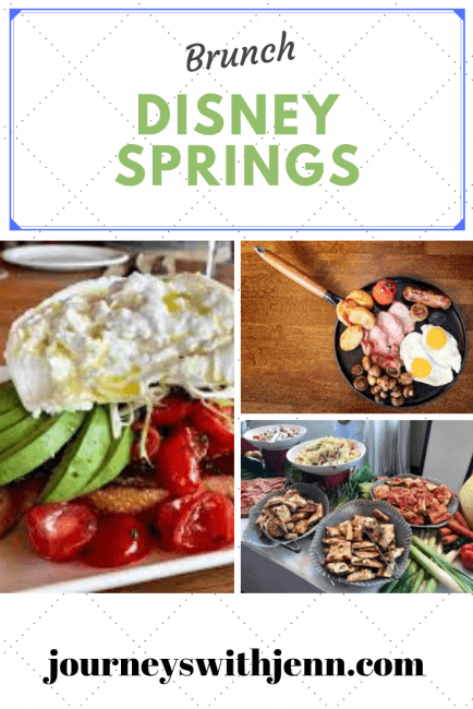 disney springs brunch