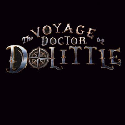 Dolittle- First Look starring Robert Downey Jr