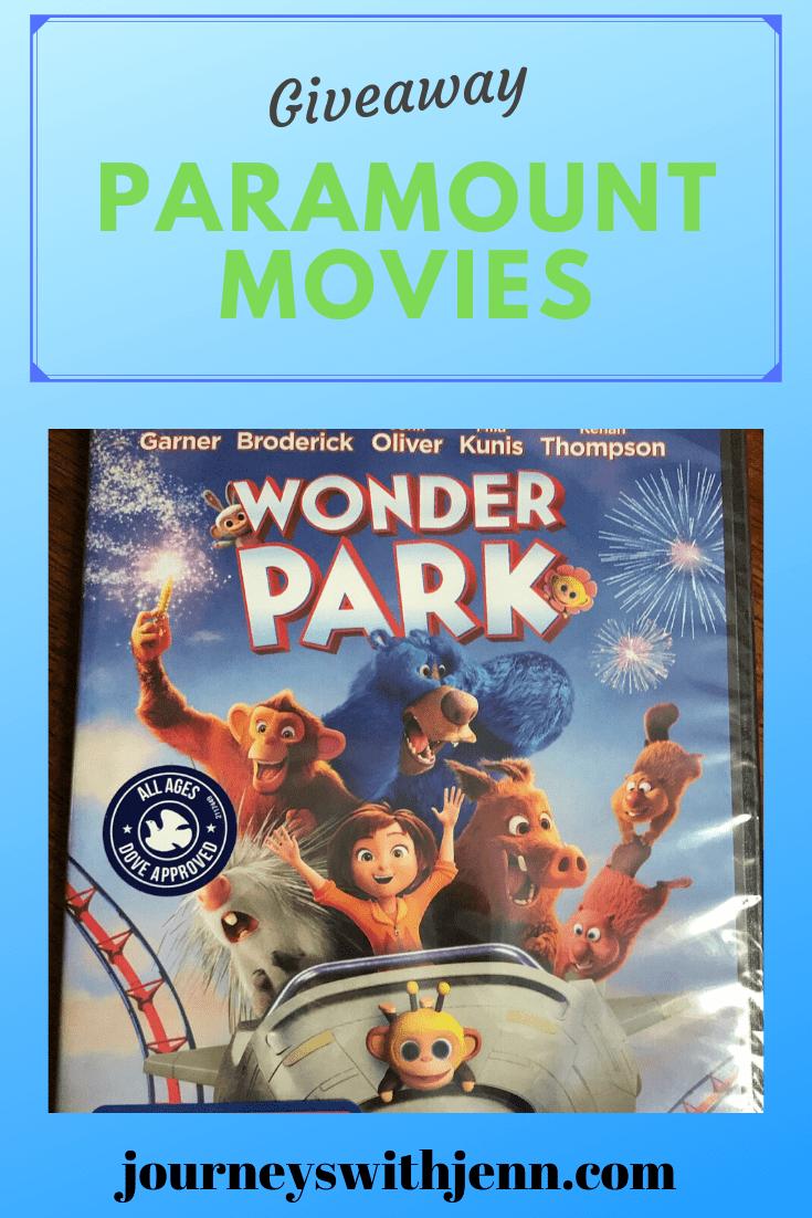 paramount dvd giveaway