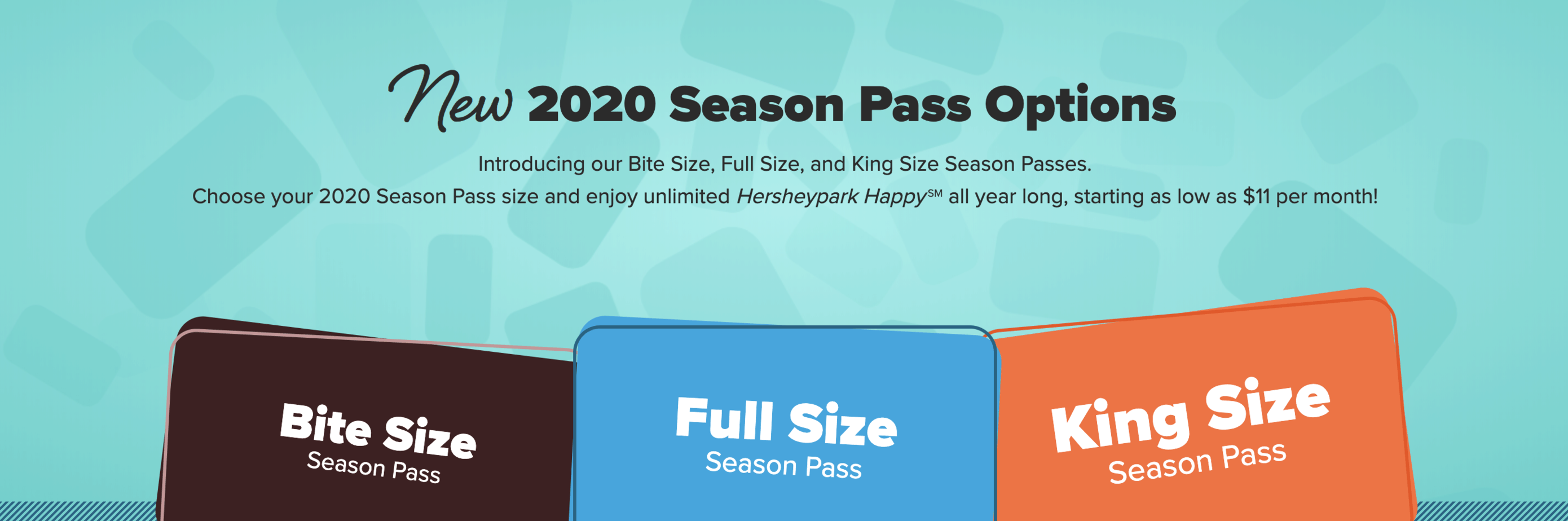 hersheypark season pass