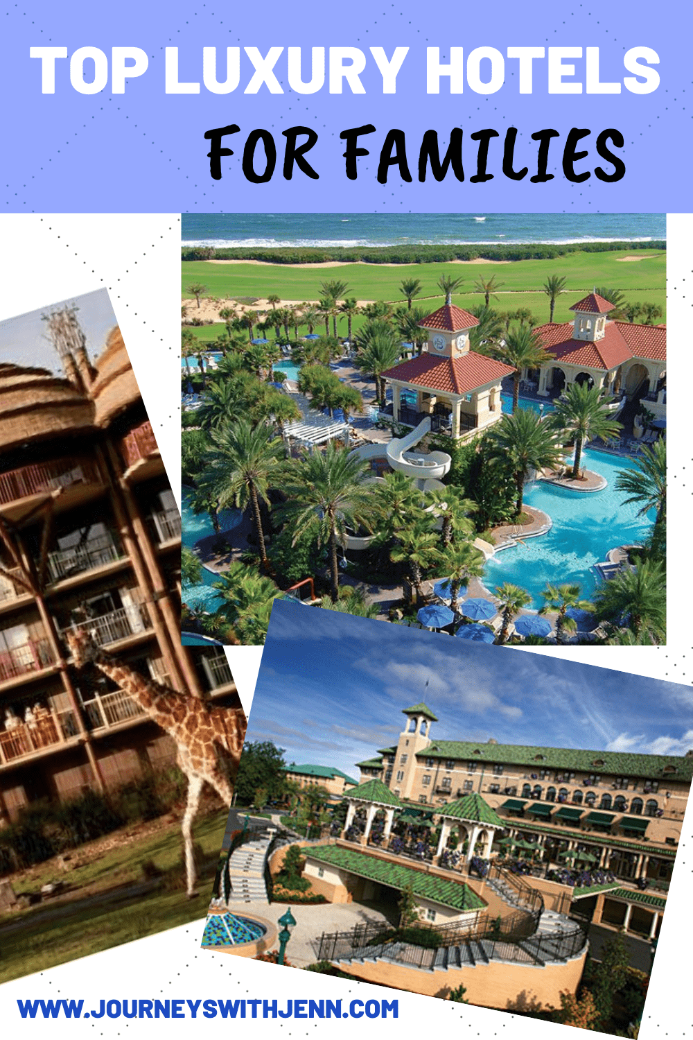 luxury hotels for families