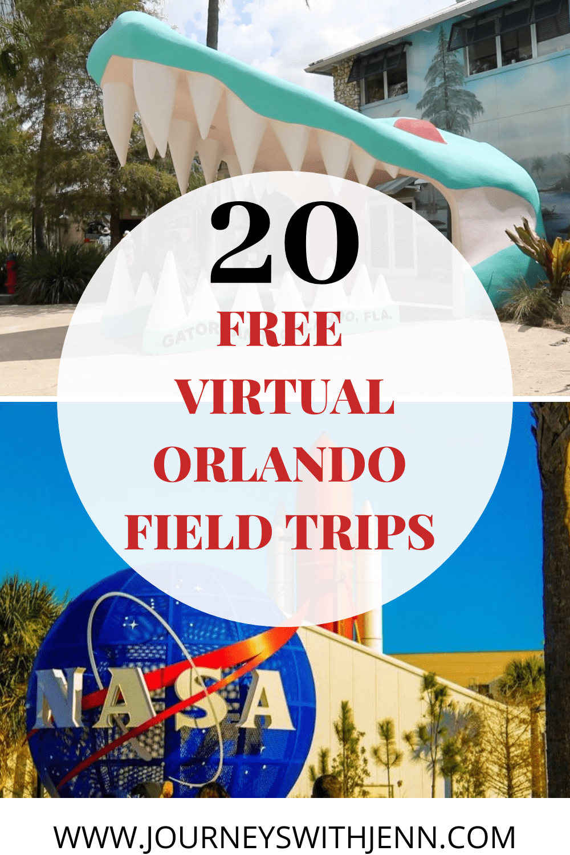 orlando field trips