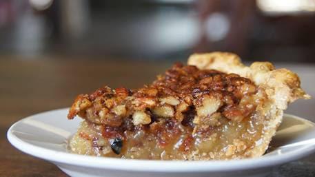 Bourbon and Bacon Pecan Pie